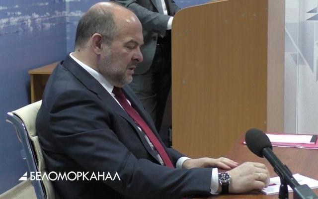 Губернатор Игорь Орлов похвастался часами за полмиллиона