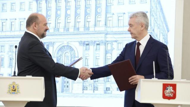 Игорь Орлов хлопнул по рукам с мэром Москвы и обменял будущее Архангельской области на «стеклянные бусы»