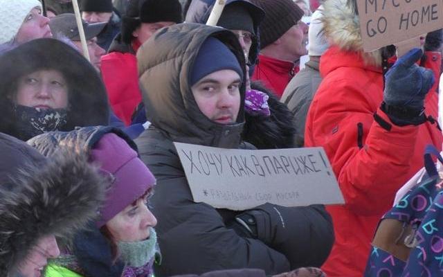 Полный зашквар! Северодвинских дачников уподобят московским мусорным авантюристам