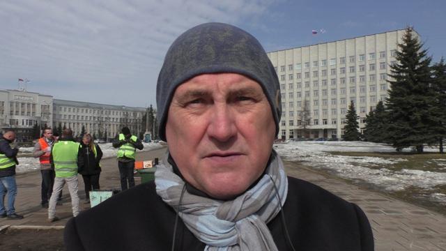 Андрей Чураков: «В Архангельской области происходит революция без насилия против политических импотентов во власти»