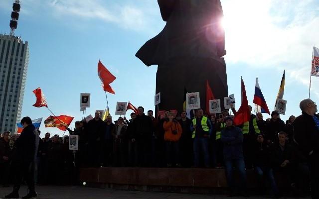 «Сейчас Шиес – наш Донбасс. Здесь идет борьба за русский мир, против хищнических инстинктов родом из девяностых и эпохи распада»