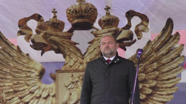 Губернатора Игоря Орлова освистали в Архангельске