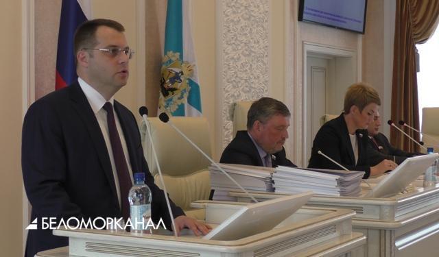 В Архангельске представили будущего губернатора или проводника авантюры на Шиесе?