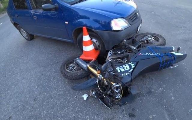 В Северодвинске в ДТП погиб 26-летний мотоциклист