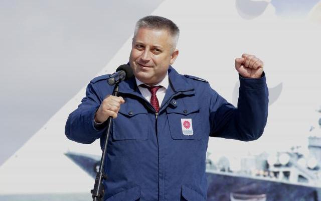 Глава Северодвинска передал привет и благодарности Дональду Трампу