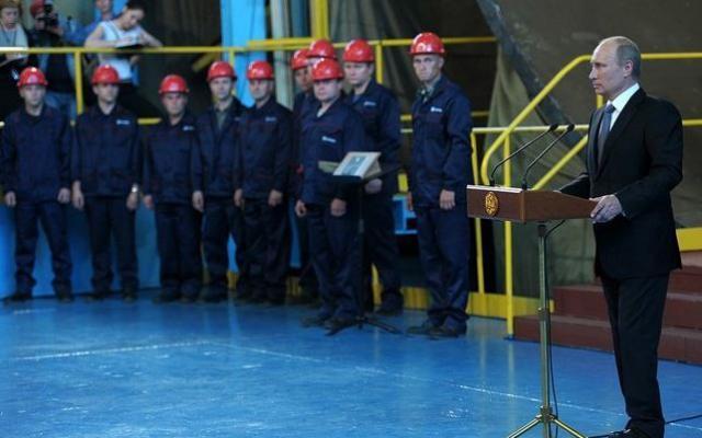 Президент Путин высказался по ситуации в Северодвинске