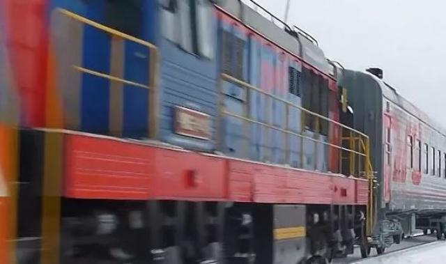 Американских дипломатов сняли с поезда Северодвинск-Ненокса