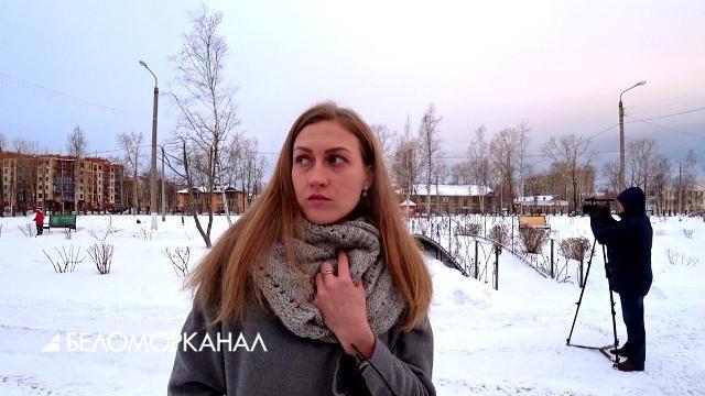 «Золотую» ограду парка культуры Северодвинска пообещали скоро доделать