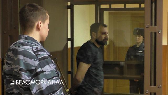 В Архангельске начался суд над любовником, ставшим наемным убийцей