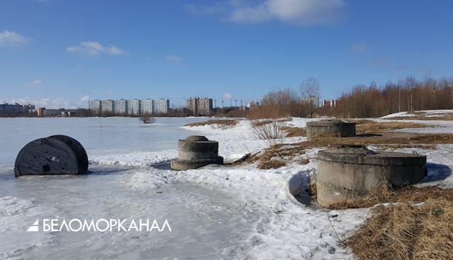Северодвинск, озеро Театральное: парк, застройка, или пустырь?