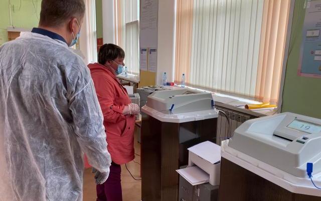 В Архангельской области поправки в Конституцию набрали 66 процентов  голосов