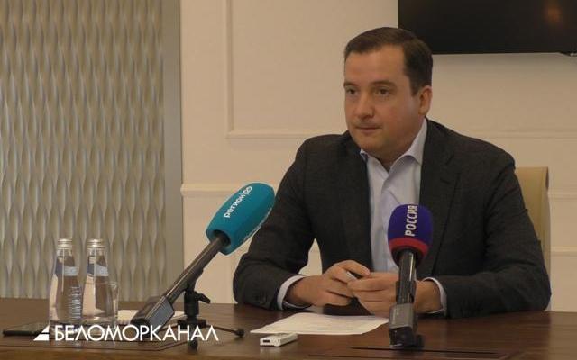 Александр Цыбульский: вопрос по кандидатуре главы Архангельска открыт, перестановки в правительстве пойдут после инаугурации