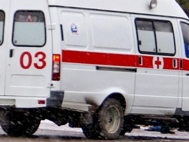 В Уфе пьяный разбил стекло на автомобиле «скорой помощи»