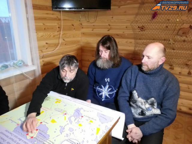 Вэкспедиции Конюхова иСимонова участвовали студенты Петрозаводского госуниверситета