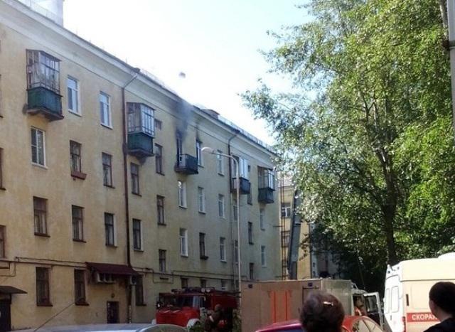 ВСеверодвинске впожаре погибла молодая женщина итяжело пострадал ребенок
