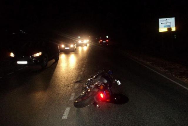 ВАрхангельске мотоциклист насмерть сбил велосипедиста