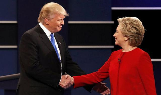 Трамп – Клинтон… какая нам разница кто? Новости и политика в мире