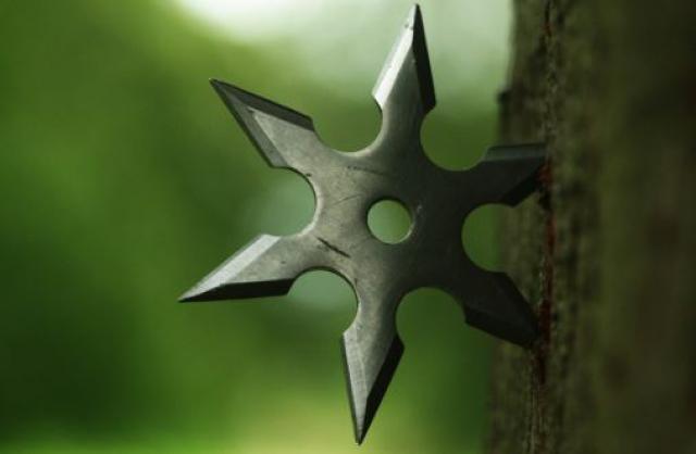 ВБратске схвачен подозреваемый внезаконном создании метательного ножа