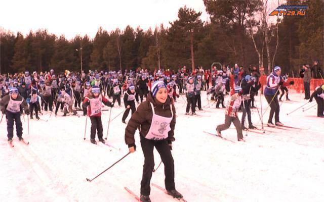 Всероссийская гонка «Лыжня России-2017» пройдет вБарнауле 12декабря