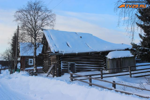 Кимжа вчисле самых красивых деревушек Российской Федерации, сейчас официально