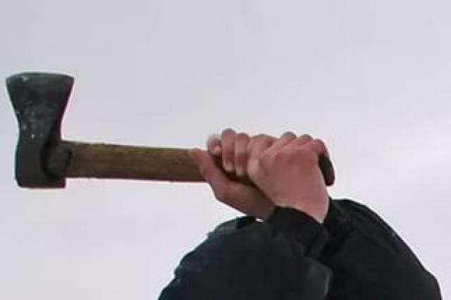 Приезжий изАрхангельской области проломил тесаком голову петербуржцу
