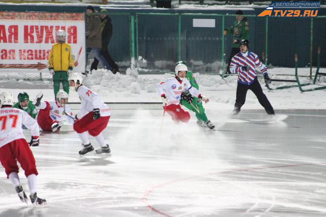 «Водник» вышел вполуфиналЧР побенди, где сыграет с«Байкалом-Энергией»