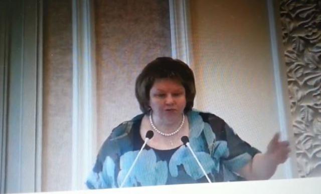 Депутат Архангельского областного Собрания Татьяна Седунова лишилась мандата