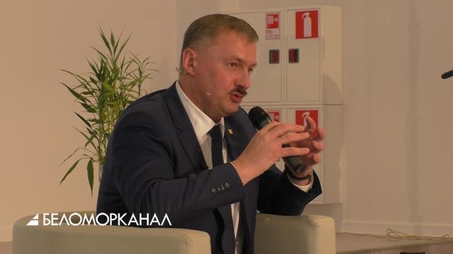 За бортом. Игорь Годзиш подал в отставку с поста главы Архангельска