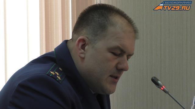 Архангельский прокурор Грязников уехал на повышение в Башкирию