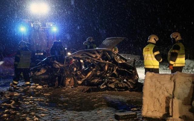 Жуть! На трассе Северодвинск-Архангельск в ДТП погибли четыре человека