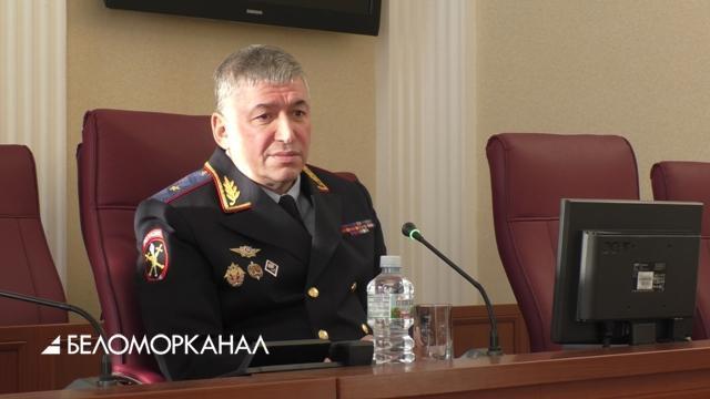 Главный полицейский Архангельской области рассказал, почему не применялись спецсредства на протестной акции