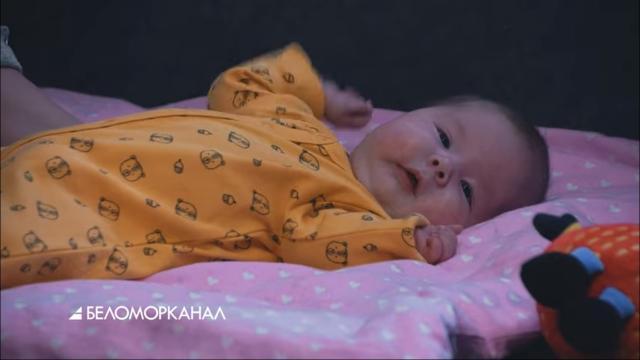 Малышке Вике Снегирёвой из Северодвинска поставлен страшный диагноз – СМА 1 типа. Родители просят о помощи