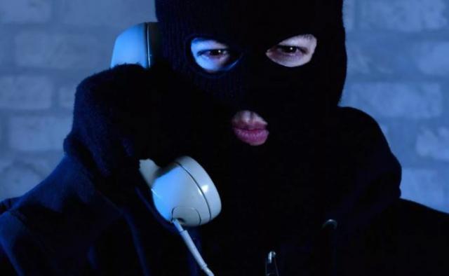 Телефонные террористы в полночь