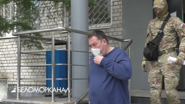 Архангельский чиновник Эд Болтенков во всем признался и пошел под домашний арест
