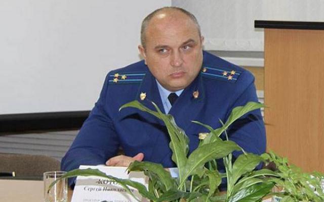 Новый прокурор Архангельска приедет из Брянска