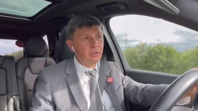 Северодвинский независимый политик записал видеообращение к жителям области