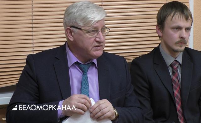Сергей Попа покидает пост начальника управления образования администрации Северодвинска