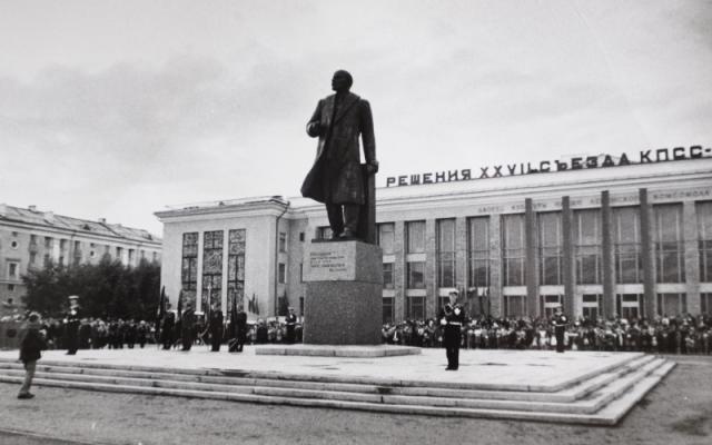 Тридцать лет назад в Северодвинске чуть не снесли «Кинг Конга»