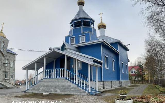 Северодвинский священник: «Qr-код при входе в церковь не может быть применен»
