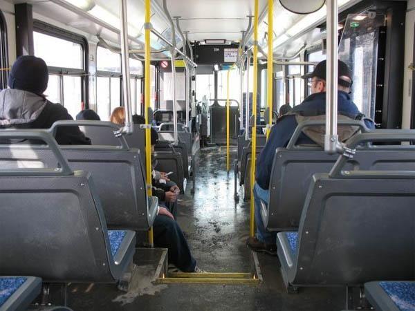Опубликован график движения автобусов в Архангельске в ночь на 1 января - Аргументы и Факты Псков.